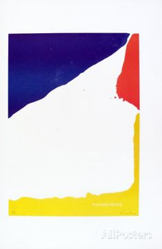 Paris Review, 1966 Limited Edition by Helen Frankenthaler at AllPosters.com 22x30
