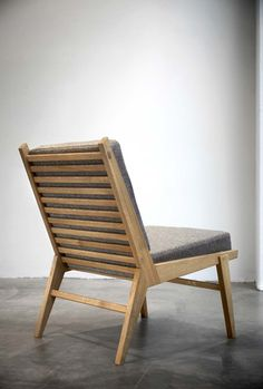 Plain Crafts lounge chair, by søren ulrich