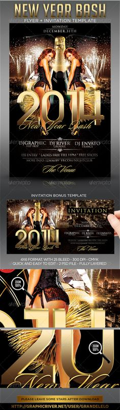 Champagne Room Flyer poses Pinterest Print templates, Design - azure flyer template
