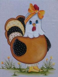 Resultado de imagem para vetores de corujas Farm Crafts, Diy And Crafts, Arts And Crafts, Chicken Crafts, Chicken Art, Quilt Block Patterns, Applique Patterns, Tole Painting, Fabric Painting