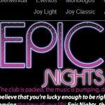 Discoteca Joy Eslava Madrid - Sesión Epic nights ( Pineado por @TuPlanC )