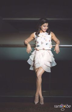 Samantha for A.AA promotions