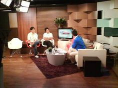 Summerr In The Shower: Hady Mirza and Ken Lim : Full Interview Details
