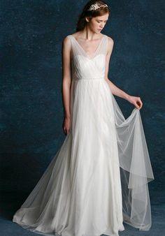 Jenny Yoo Collection Magnolia 1361B Wedding Dress - The Knot