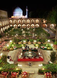 #abbasi_hotel in #Isfahan #Iran