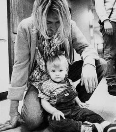 The HBO film, 'Kurt Cobain: Montage of Heck' is the first to be fully authorised and made with the co-operation of the family of the Nirvana frontman. Kurt Cobain Photos, Nirvana Kurt Cobain, Frances Bean Cobain, Banda Nirvana, Kurt And Courtney, Kurt Cobian, Find My Friends, Seattle, Donald Cobain