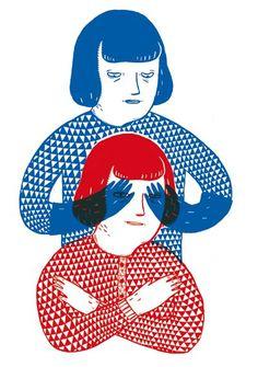 @AmelieFontaine// es interesante la interacción entre las dos figuras: