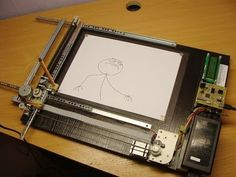 Cheap, Nice and Weird A4 Graph Plotter ($25 + Some Scrap): 9 Steps (with Pictures)
