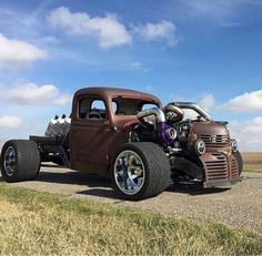 Afternoon Drive: Hot Rods and Rat Rods (29 Photos) - rat rod hot rod cars