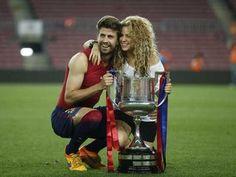 Lionel Messi : La danse caliente de Shakira et Gerard Piqué à son mariage (Vidéo)