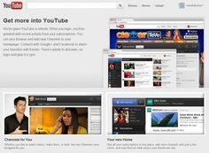 Llega el nuevo y mejorado Youtube