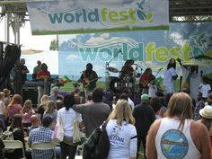 WorldFest is LA's Largest Earth Day Festival! A solar-powered, day-long event filled with music, food, film and celebrities to raise public ...