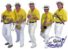 Promotion Gerd Landes Band Corporation MrSINGSANGSONG Wow