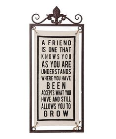 A GIFT FOR A BRIDESMAID THAT WILL BECOME A MEANINGFUL DAILY REMINDER OF YOUR FRIENDSHIP & APPRECIATION FOR EACH OTHER.   This gorgeous canvas wall art will look ravishing for a lifetime. The carefully created message has a unique timelessness one would expect to find in an antique shop. Deck the walls in décor to admire with this stunning piece.