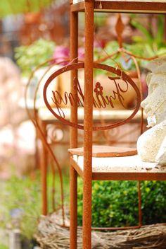 pflanzkübel eisen edelrost, garten, rost | brunnenschmiede.de, Garten Ideen