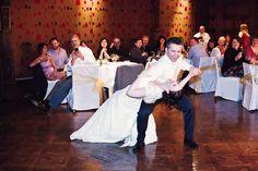 surprise first dance ;D