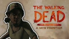 The Walking Dead The Telltale Series A New Frontier de Warner Bros Games sur PlayStation 4 : Le joueur incarne la jeune Clémentine face aux cruels Zombies