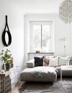 Interiors | Swedish Apartment - DustJacket