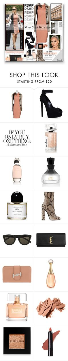 """""""CLASSY LOOK: Snake Skin Style"""" by polyvore-suzyq ❤ liked on Polyvore featuring Jennifer Lopez, Lanvin, Casadei, Balenciaga, Comme des Garçons, Oribe, Byredo, Gucci, Topman and Yves Saint Laurent"""