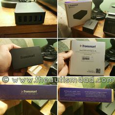 REVIEW: @Tronsmart TS-UC5PC Quick Charge 2.0 Rapid Desktop Charger  http://www.theautismdad.com/2015/11/24/review-tronsmart-ts-uc5pc-quick-charge-2-0-rapid-desktop-charger/  Please Like, Share and visit our Sponsors  #Autism #Family #SPD #SpecialNeedsParenting #Aspergers #Parenting #Sensory #ADHD #Awareness #AutsimAwareness #RobGorski #TheAutismDad #AutismDad #Divorce #SingleParenting #AutismParenting