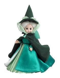 "Madame Alexander Fauna, 8"", Disney Favorites Doll by Madame Alexander,"
