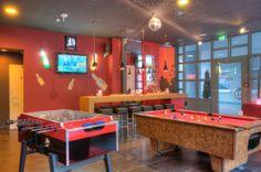 Gamezone in Meininger Hotel!