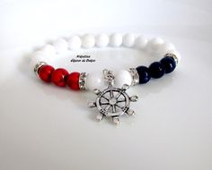 Pandora Charms, Beaded Bracelets, Charmed, Jewelry, Circular Driveway, Jewellery Making, Jewels, Pearl Bracelets, Jewlery