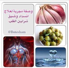علاج انسداد و ضيق شرايين القلب بالطب البديل