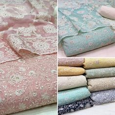 Pakistani Fashion Party Wear, Morning Flowers, Embroidery Fabric, Design Products, Cotton Thread, Indian Bridal, Indian Outfits, Kurti, Bridal Dresses