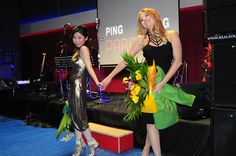 Christmas Party in Paradise Ping-Pong Party Club, Sofia, Bulgaria   Dec. 19, 2014