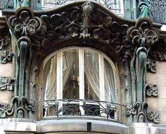 14 Rue d'Abbeville (10e) - Art Nouveau - Architectes : Alexandre et Edouard Autant