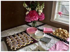 Bridal Shower Food! #bridalshower #weddingfood