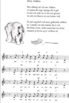 Thema's onderbouw www. Elmer The Elephants, Elephant Theme, Magic S, Words To Use, Kandinsky, Jungle Animals, Elmo, Kids Playing, Zootopia