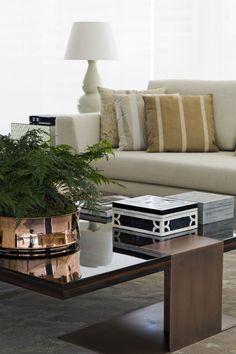 APARTAMENTO  VILA NOVA-Roberto Migotto-Beautiful Coffee table & Styling