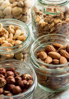 Castanhas germinadas: mais nutrição no prato!