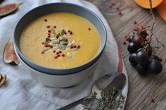 Рецепты для мультиварок: каши, супы, выпечка, десерты, гарниры, детское питание, Крем-суп с тыквой в мультиварке