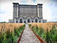 Detroit, MI Detroit is well known as a haven for photographing urban ruins, but rarely are any of the most intriguing sites safe or legal to visit. An exception is the towering Michigan Central Station, which was open for regular train service from 1914 through 1988, but now sits derelict behind barbed wire. The Beaux-Arts structure, designed by the same architectural firms as New York's Grand Central Terminal, may only be viewed from the exterior. Recent years have brought rumors of…