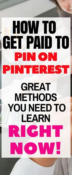 How to make money on Pinterest| Real ways to make money online using Pinterest, affiliate marketing, dislay ads, etsy, shopify, amazon associates and so much more Learn of real ways to make money from home using Pinterest