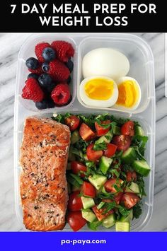 23 Meal Prep Ideas + Keto Recipes for Fat Loss & Muscle Building Lunch Meal Prep, Healthy Meal Prep, Healthy Snacks, Healthy Eating, Healthy Recipes, Healthy Deserts, Keto Meal, Meal Prep Salmon, Keto Recipes