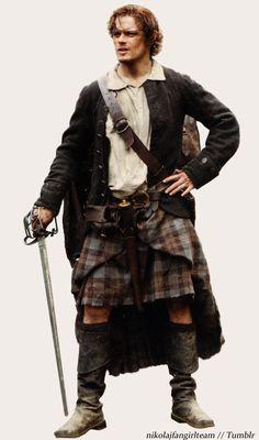 Outlander Pocket Jamie!