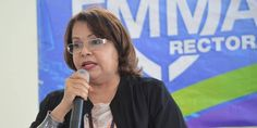 Emma Polanco asegura está comprometida a dignificar trabajo de maestros UASD #porunaUASDmasHumana #UneteAhora