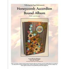 honeycomb accordian album cover
