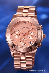 mark jacobs watch...LOVING THE NEW PINK!!