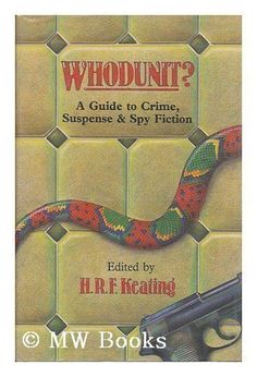 Whodunit: A Guide to Crime, Suspense, and Spy « Library User Group