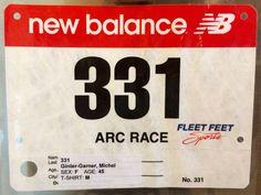 1st 5K - ARC RACE.  September 8, 2012.  Longbranch Park, Liverpool, NY.  Time 37:25min (12:03).
