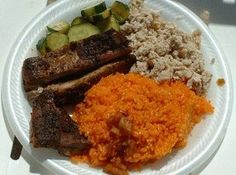 Chamorro Red Rice Recipe