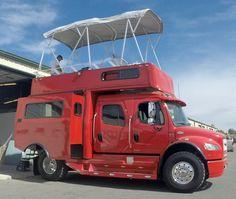 Bus Camper, Rv Classifieds, Camper Trailers, Travel Trailers, Rv Campers, Rv Travel, Rv Motorhomes, Medium Duty Trucks, Luxury Rv