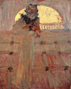 Vuillard, At the Opera, c.1900