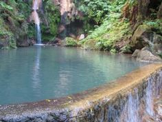 Santa Maria, Azores waterfall- family vacation here we come !!