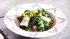 Foto: SVT Tareq Taylor, Vinaigrette, Quinoa, Yummy Food, Ethnic Recipes, Food Ideas, Delicious Food, Vinaigrette Dressing
